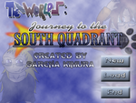 Journey to the South Quadrant by Speedvore
