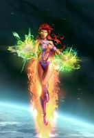 Starfire color by cehnot