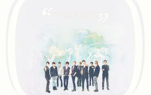 Super Junior Wallpaper 1280x800 by ammiratio