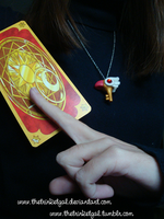 The Card Captor by TheTrinketGal
