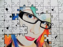 Puzzle Girl by killswitch90