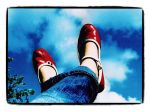 put on my red shoes II by Smara