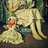 DOLL MY DOLL by cetrobo