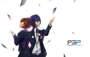 Persona 3 - Beginning and End by Yume-Rie