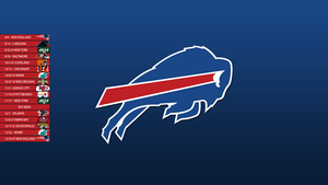 Buffalo Bills 2013 Schedule Wallpaper by SevenwithaT
