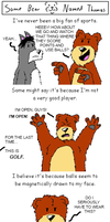 Some Bear Named Thomas Contest Submission by Wolfenpilot687
