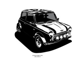Mini-Cooper by GovectorZ