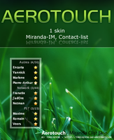 Aerotouch for Miranda Clist by Troyenne