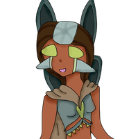 Amira: Request From SaruHaward by The-Insane-Puppeteer