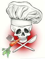 scull chef by ziuuziuu