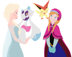 More Crossovers Because I Can by Phantomania
