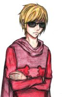 Dave Strider by Jill-Summers