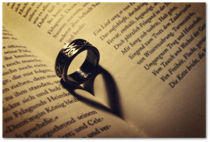 One ring... by CelticCari