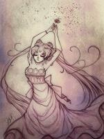 Princess Serenity by becky