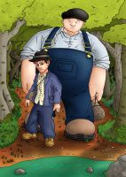 Of Mice And Men by RinkyDink