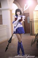 .:Sailor Saturn . Bringer of Ruin:. by AsunaCosplay