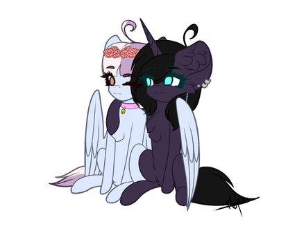 Points Commission | Metala x Koyuri by SunnyMoutonNoir