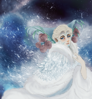 The Snow Queen by LamourDanimer