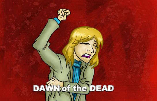Dawn of the Dead by killer-kay-james