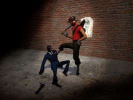 FIGHT by Escuro-Biryk