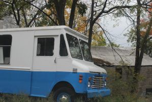 Abandoned french frie truck by Permafried-xx