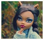 Clawdeen autumn by sataikasia