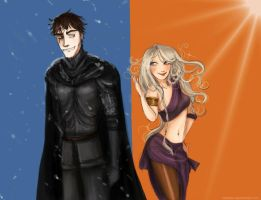 Ice and Fire by Arbetta