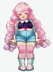 Pastel Space Punk by octopifer