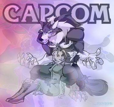 Capcom's Coolest by ElectricDawgy