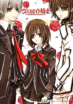 Vampire Knight - Group by j-b0x