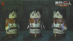 Mikasa Ackerman finger puppet by sarcasticlullaby