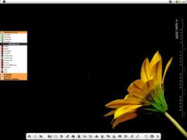 My Desktop in July by kali2005