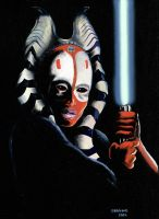 Shaak-Ti by Dracowhip
