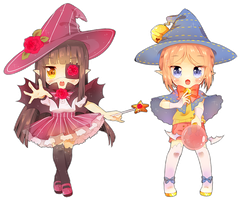 witches by jorsu