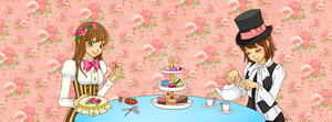 Lolita Banner Commission by coffeejelly