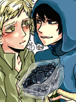 South Park : Craig x Tweek 5 by sujk0823
