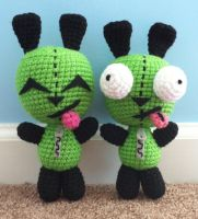 the GIR's by TheArtisansNook