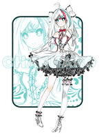 Lolita: Adoptable Auction #4 [CLOSED] by Chanharo