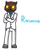 Rasmus by YouCanDrawIt