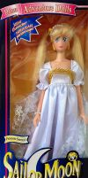 Irwin Princess Serena Doll by aleena