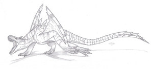 Tigrex by KingEdmarka