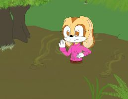 Amy and Cream's Camping Trip 7 by Basher-the-Basilisk