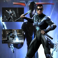 Injustice Nightwing by BatNight768