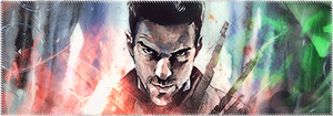 Sylar Comic Signature by Sklarlight