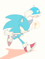 blue shell by holoskas