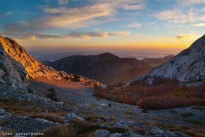Last light of a day by ivancoric