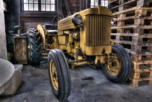John Deere  HDR by speedbi
