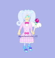 Pastel Star Magical Girl Adoptable (CLOSED!) by SugariSweetLolita