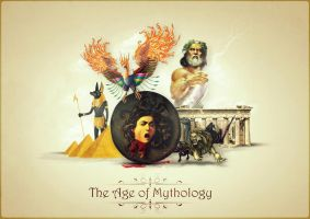 The Age Of Mythology by Moawya