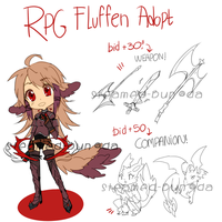 fluffen adopt: quickie RPG (CLOSED) by Steamed-Bun